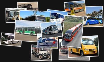 Exibir Ônibus em geral