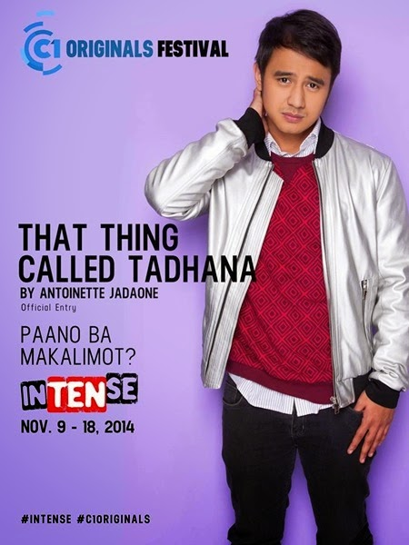 That Thing Called Tadhana - Movie Poster