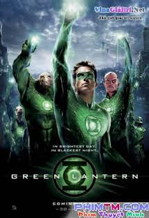 Chiến Binh Xanh - Green Lantern Tập HD 1080p Full