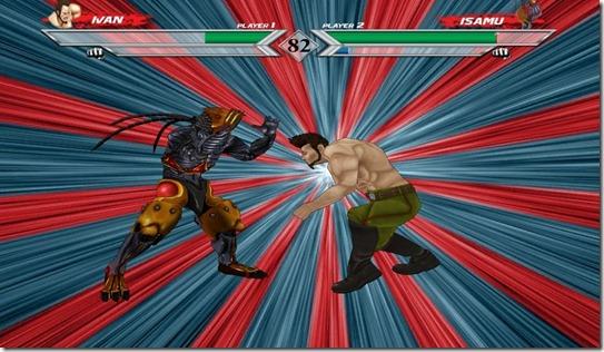 Ballistic Fist 3D free fightin game (5)