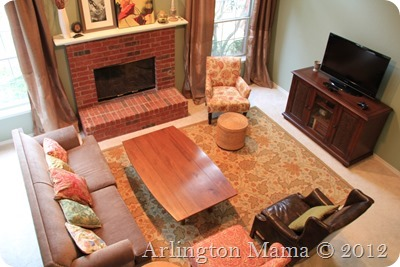 """""""living room reveal"""", """"living room furniture"""", """"high ceiling room"""", """"tall curtains"""", """"extra long curtains"""", """"new furniture"""", """"furnishing a new house"""", """"two focal point living room"""", """"arranging furniture"""", """"new house"""", """"decorating a new house"""""""