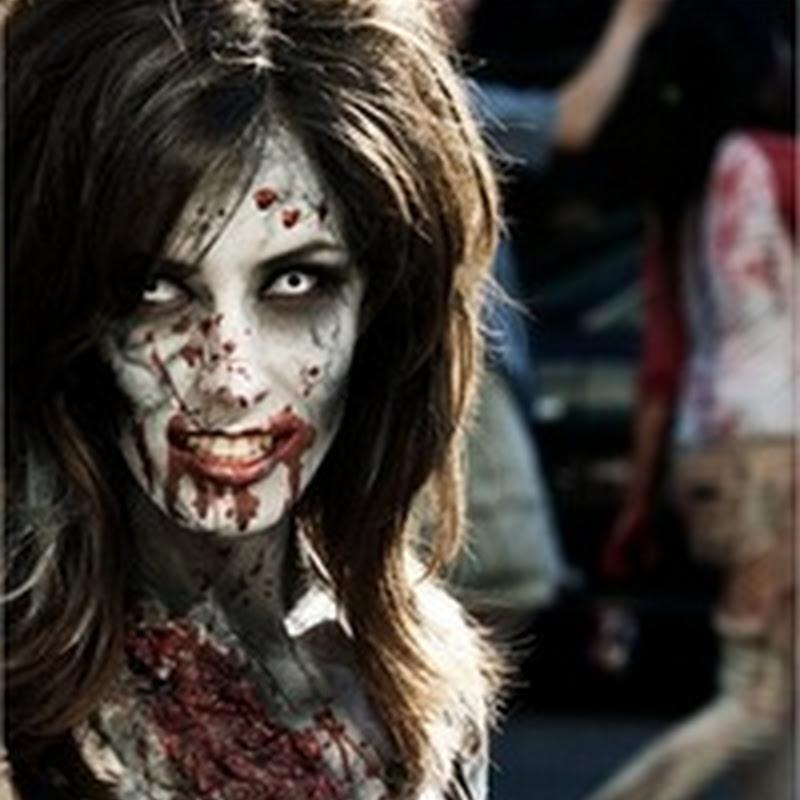 12 fotografías de lo que debería ser un estereotipo de zombie