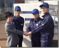 2013年 新入社員 ②