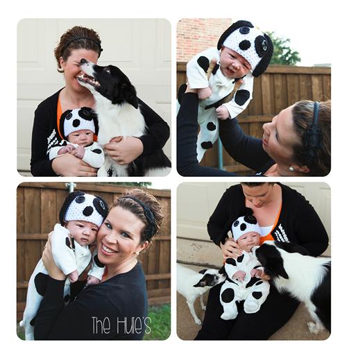 Weston Halloween Collage