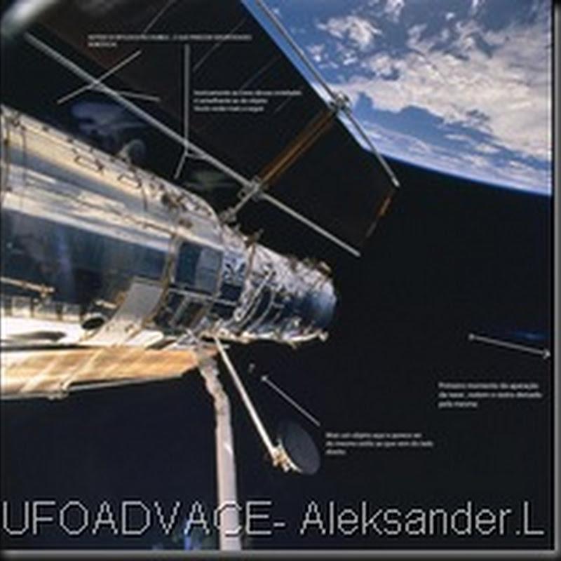 STS 103 – Hubble (Ufos e Anomalias)