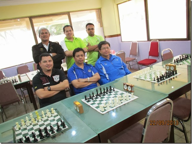 2nd Picture JKR MAKSWIP Chess Team 2013