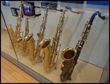 13-saxaphones