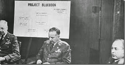 Project Blue Book.