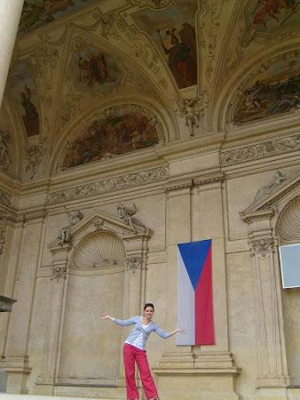 Castigatoare concurs Yes Travel Praga