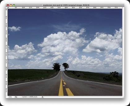 Cara Membuat Efek Perisai Udara Dengan Photoshop2