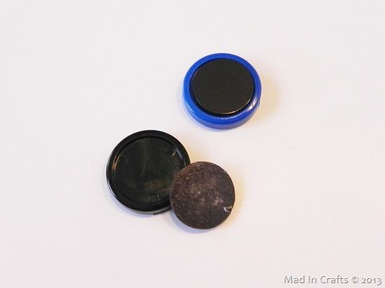 remove magnet