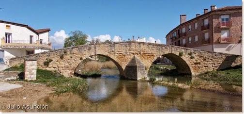 Villatuerta - Puente románico - Tierra Estella - Navarra