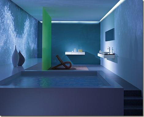 fotos diseños de baños modernos 6