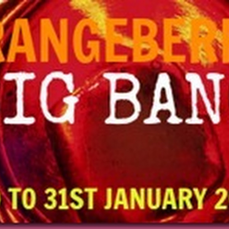 #OBBigBang Orangeberry Big Bang - Tapped by Lynne Cantwell
