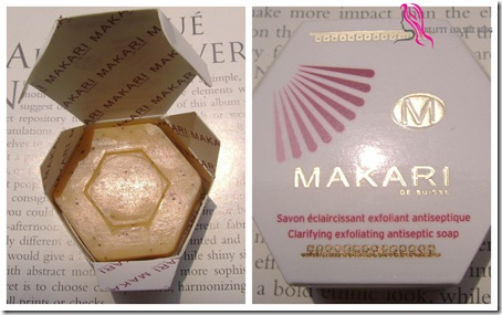Makari Clarifying Soap Review