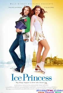 Công Chúa Sân Băng - Ice Princess Tập HD 1080p Full