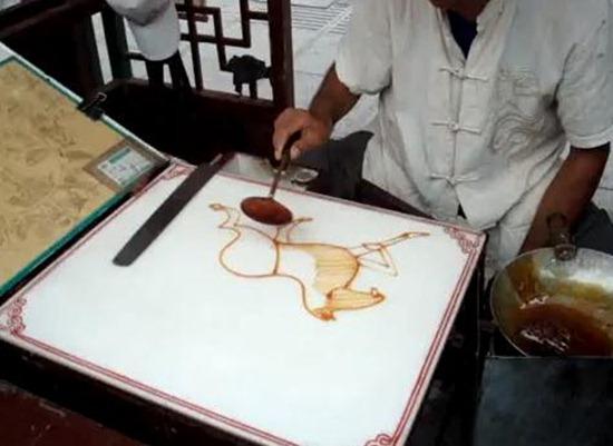 Pintura com açúcar 05