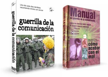 GUERRILLA DE LA COMUNICACIÓN [ Video D