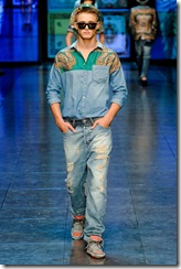 D&G Menswear Spring Summer 2012 Collection Photo 25
