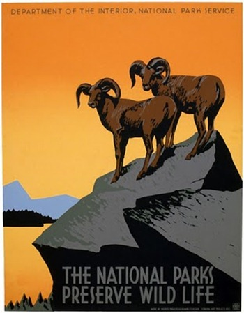 national-parks-wpa-poster