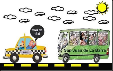 alexandre rosa no táxi
