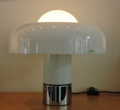 Guzzini Brumbry lamp white off