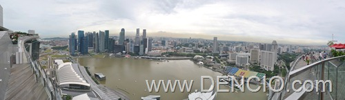 Marina Bay Sky Park and Infinity Pool19