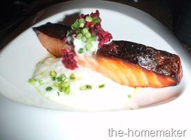 32 Grilled Salmon @ Ninja, Akasaka