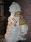 Figurehead from HMS Hastings