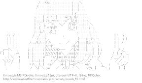[AA]Ichinose Hajime Peace (Gatchaman Crowds)
