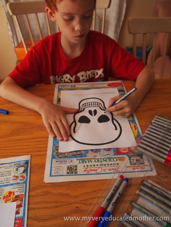 DayoftheDeadcraft2 #freeprintable #DayoftheDeadMask #kidscraft