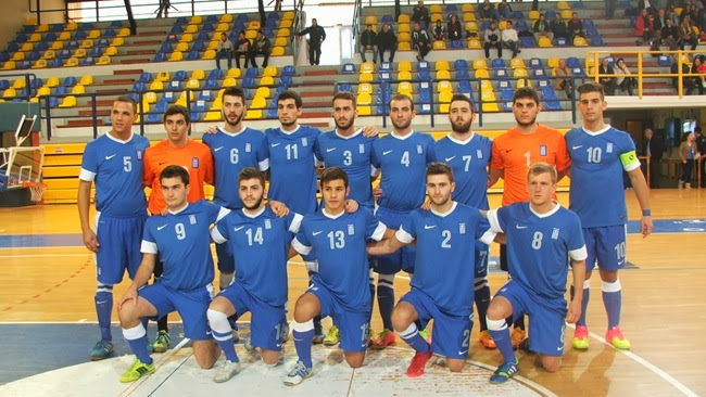 «Φιλική» ήττα 2-1 της Εθνικής Ελπίδων Σάλας