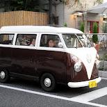 classic volkswagen in hiroshima in Hiroshima, Hirosima (Hiroshima), Japan