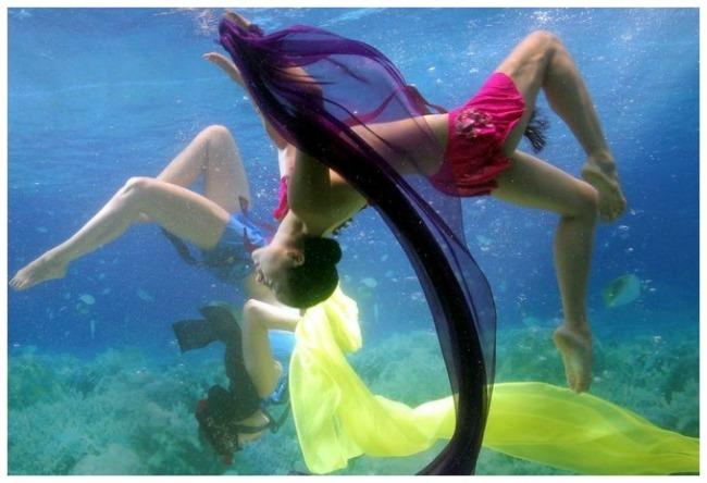 underwater love 6