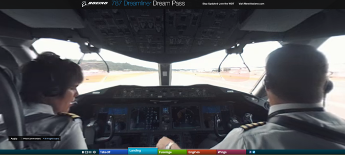 787 dream pass