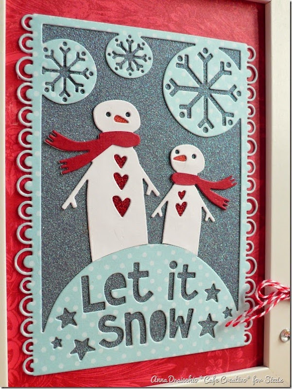 cafecreativo - sizzix big shot - christmas home decor (2)