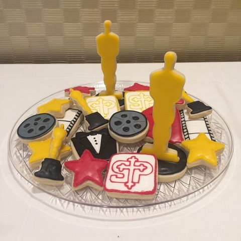 Oscar Night Auction Cookies 036