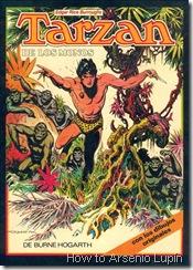 P00001 - Tarzan de Burne Hogarth #