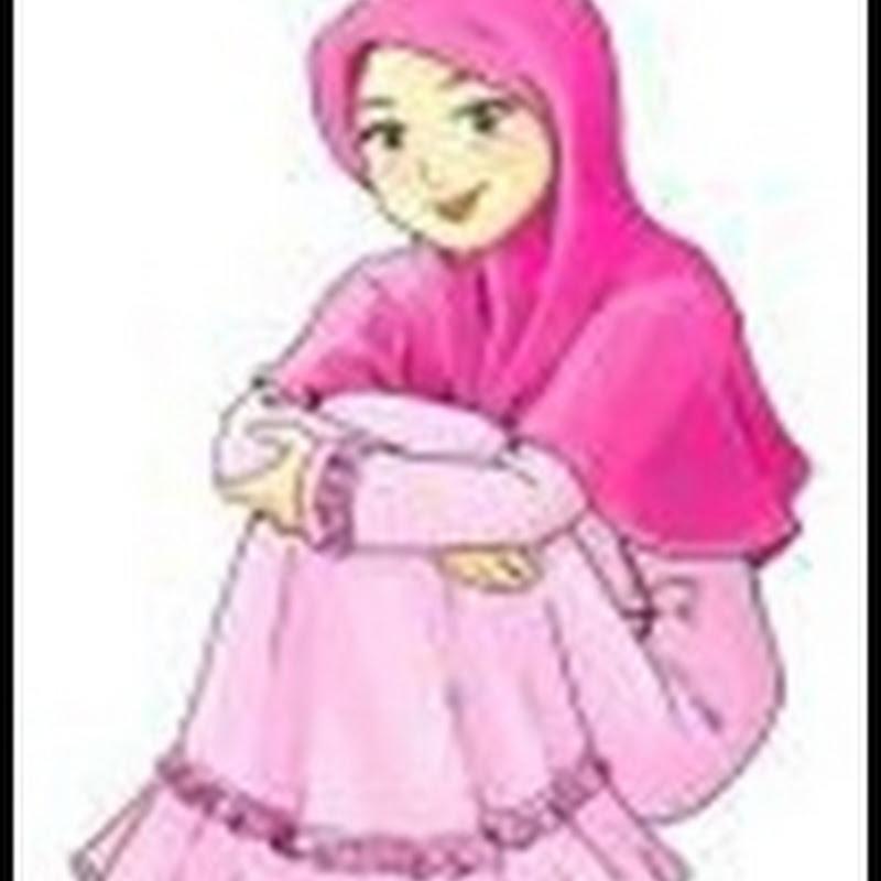 Gambar Kartun Muslimah Berkacamata Cantik Menggemaskan Related Foto