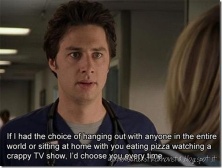 scrubs love