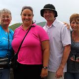 Family Portrait at Ocean's Edge - Basseterre, St. Kitts
