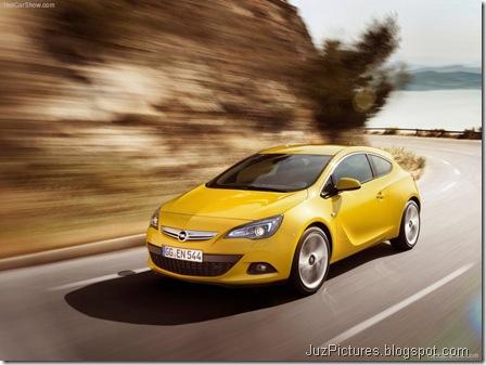 Opel Astra GTC 4