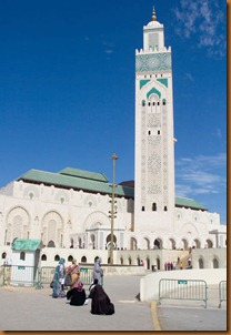 Casablanca, mosque_edited-1