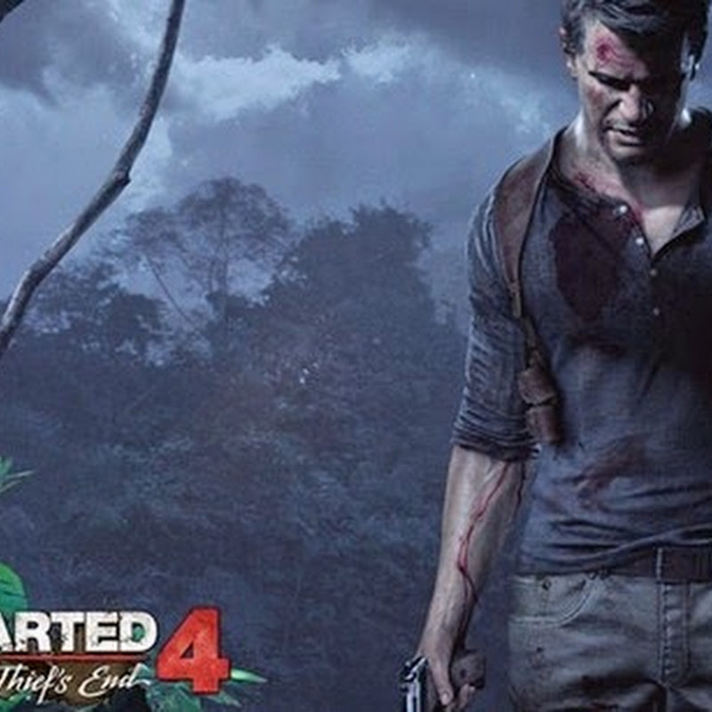 Jogo: Uncharted 4: A Thief's End Ganha Sinopse [Análise]