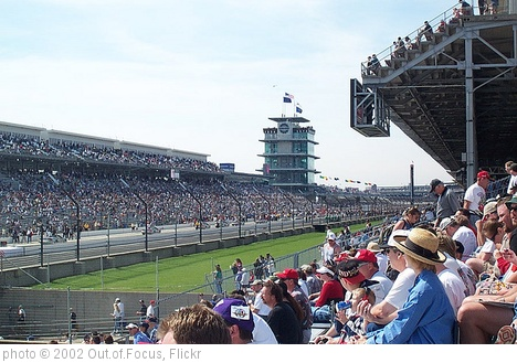 'Indianapolis 500 Race' photo (c) 2002, Out.of.Focus - license: http://creativecommons.org/licenses/by-sa/2.0/