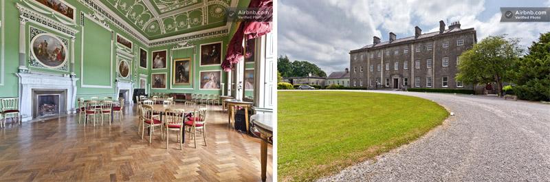 Дворец в Ирландии