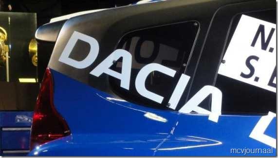 Dacia Lodgy MPV 05 - achterlicht en c stijl