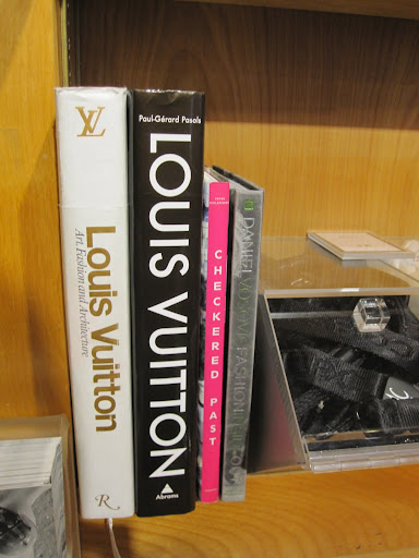 Louis Vuitton books!