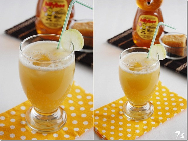 Gooseberry juice collage