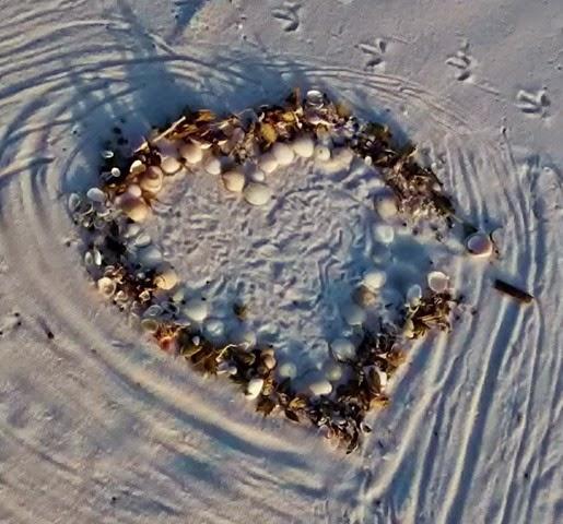 Gulf Islands Heart 2